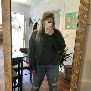 Saks Fifth Ave Vintage Oversized Wool Sweater